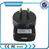 Rcm ha approvato il caricatore della parete dell'Au del USB di 5V 2A