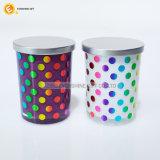 Kundenspezifische eindeutige Gewürz-Speicher-Raum-Nahrungsmittelluftdichtes Glasstash-Glas