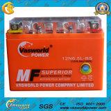 Motorrad zerteilt Batterie-Lieferanten Motorrad-Batteriemf-Yb6.5L-BS China