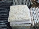 Coluna do cimento da pedra da ardósia de China/coluna naturais locais (SMC-PC006)