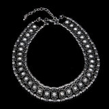 Glória Diamond com Chain Necklace (XJW13368)