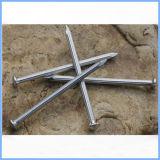 Clou galvanisé de haute résistance de béton en acier