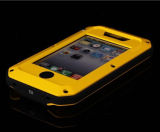iPhone 4S 5s 5c 6のための工場Productの1:1のHighquality Extreme Waterproofの低下Proof Shockproof Aluminum Metal Case Lunatiking Taktiking Phone Cover Case