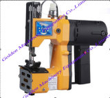 Mini máquina de costura tejida industrial del lacre del bolso del hogar que teje