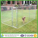 jaula resistente soldada 8-Gauge del perro de la venta al por mayor del acoplamiento de alambre