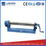 Machine de roulement portative de glissade (rouleau de tôle de W01-1.5X915 W01-1.5X1300)