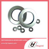 N35 N38 Ring-permanenter Neodym-Eisen-Bor NdFeB Magnet mit Superenergie