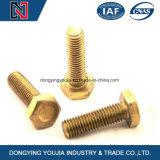 Болт DIN933 Hex головки маточной резьбы нержавеющей стали Ss316