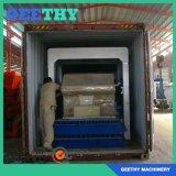 Plastikladeplatten Qt10-15 für den Ziegelstein-Block, der Maschine herstellt