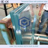 porte en verre de 10mm Temperd avec la glace de flotteur de qualité