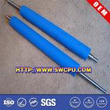 Rolos plásticos de nylon do indicador de deslizamento (SWCPU-P-W072)