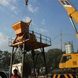 Skip (van HZS35) Concrete het Mengen zich van het Type Installatie, Concrete Machines