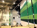 Алюминиевые подвижные стены для стадиона, спортивного центра, центра поезда