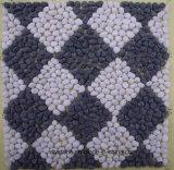 白黒別の鋭い小型中国の装飾的なタイル