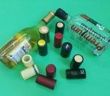 Capsule de rétrécissement de la chaleur de PVC pour des joints de bouteille de jus