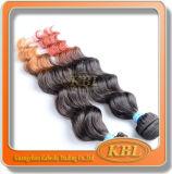 Симпатичные волосы Remy тона бразильянина 2