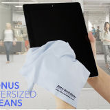 LensのためのMicrofiber Glasses Cleaning Cloth