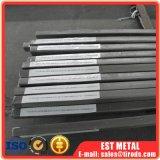 Rang 2 de Vlakke Staaf van het Titanium met zandstraalt Oppervlakte