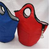 Sacchetto dedicato del pranzo del sacchetto dell'isolamento termico del pacchetto di ghiaccio della birra della spiaggia (GB#341)