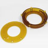 CNC die die Delen machinaal bewerken van Divers Plastiek worden gemaakt