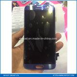 Первоначально новый мобильный телефон LCD для экрана касания LCD края Samsung S6