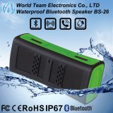 Berufswasserdichter mini drahtloser beweglicher Bluetooth Audiolautsprecher-heißes heißes