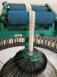 Machine automatisée de tressage de lacet de fils de coton