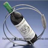 Diseño Creativo Botella Espiral De Soporte De Vino Soporte De Bronce
