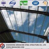Vorfabriziertes Stahlrahmen-Gebäude-Lager für Speicherung