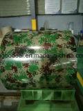 Placa de azotea de acero prepintada de la bobina