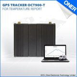 Traqueur élevé de Quanlity GPS avec le contrôle de température