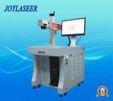 La calidad superior Fin-Bombeó la máquina de la marca del laser para el plástico
