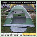 専門のキャンプの習慣は二重層屋外旅行テントを作る