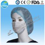 Высокое качество лицевой щиток гермошлема Earloop 2/3 Ply устранимый хирургический Nonwoven
