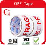 Cintas transparentes de embalaje OPP y cinta de sellado de cartón BOPP