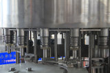 작은 병을%s 자동적인 회전하는 유형 식용수 충전물 기계