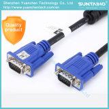 Nieuw Mannetje HD 15pins aan Mannelijke VGA Kabel voor Computer