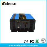 LCD Macht Inverter/AC Charger/MPPT van de Golf van de Sinus van de Vertoning 6000With6kw de Zuivere