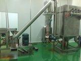 Smerigliatrice chimica con il collettore di polveri