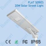 Classico tutti in un indicatore luminoso di via solare del LED 20W