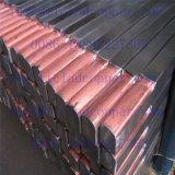 Ânodo de cobre para o cobre Electrowinning do ouro