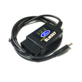 USB di Forscan Elm327 con l'interruttore per lo scanner di sistema diagnostico del Ford Mazada