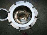 Carcaça de filtro personalizada industrial da cesta do aço inoxidável
