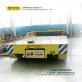 Трейлер погрузо-разгрузочной работы стального луча электрический железнодорожный