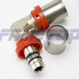Pex 알루미늄 Pex 관을%s 금관 악기 압박 이음쇠