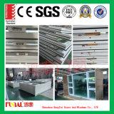 Portelli di alluminio e Windows della stoffa per tendine dei fornitori professionisti