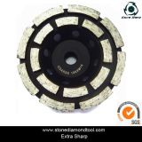 """абразивный диск диаманта 5 """" 125mm истирательный для бетона"""