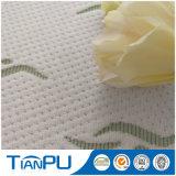 Водоустойчивая поли ткань жаккарда Knit для протектора тюфяка
