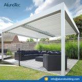 훈장 Sunproof 정원 셔터 미늘창 장님 지붕 시스템