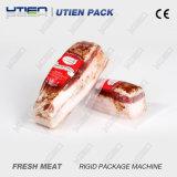 Automática Carne de termoformado al vacío de la máquina de embalaje con el CE (FFS)